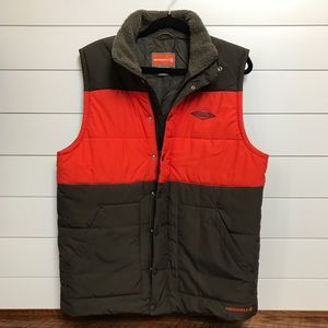Merrell Brown Vest Size Large